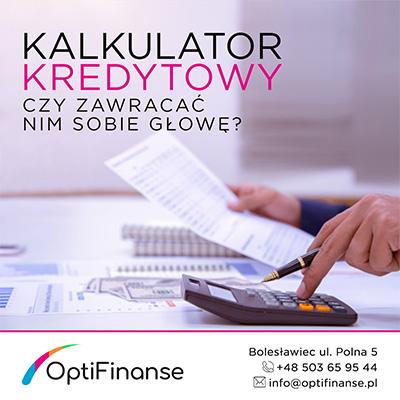 Bolesławiec Lubań Kredyt Finanse Doradca