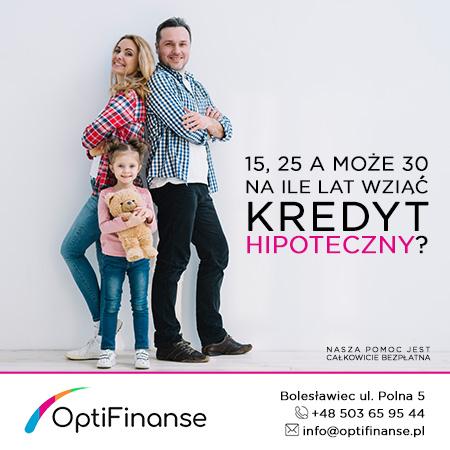 Kredyt hipoteczny - czy musi być spłacany 30 lat? Pośrednik lub doradca finansowy Bolesławiec,